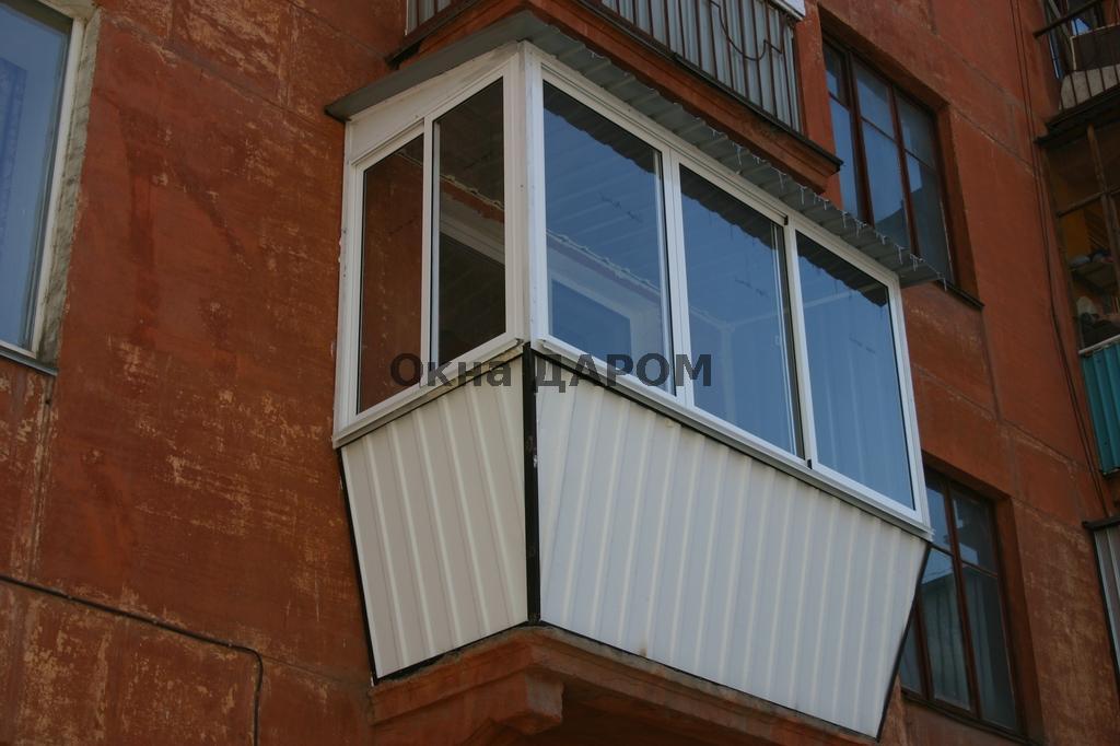 """Галерея """"остекление балконов и лоджий внутренняя отделка"""" ко."""